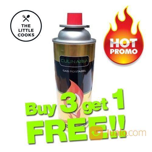 Best Quality Gas >> Big Promo Tabung Gas Kompor Mini Portable Culinaria Harga Termurah Best Quality Dki Jakarta