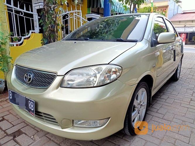 Toyota vios 2004 mt b mobil toyota 21805643