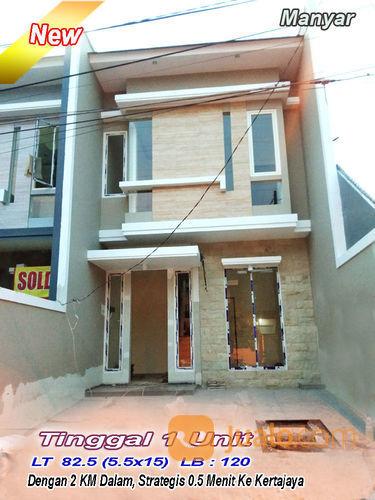 New gress manyar tirt rumah dijual 22075067
