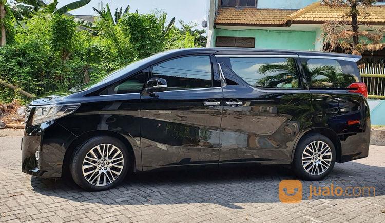 Alphard 2017 hitam mobil toyota 22269043
