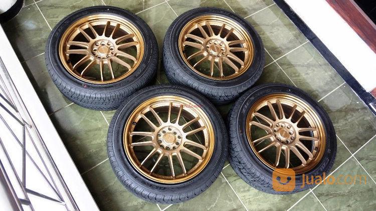 Velg Ban Xpander Rep Rays Volk Racing Re30 R17 17 17 Inch 5x114100 Nov19