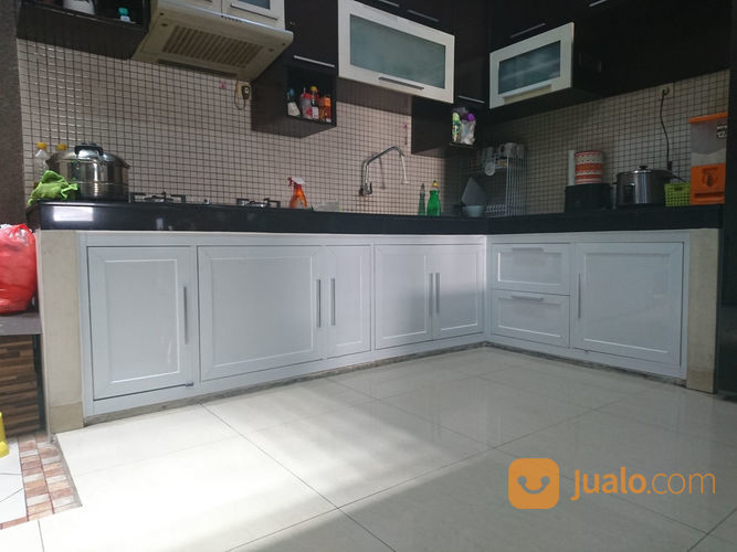 Kitchen Set Aluminium Full Acp Dki Jakarta Jualo