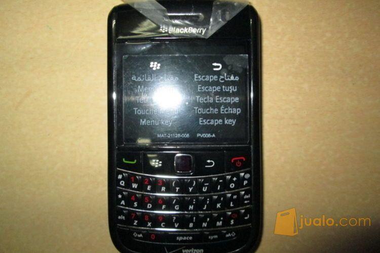 Bb 9650 essex seken handphone blackberry 2380467