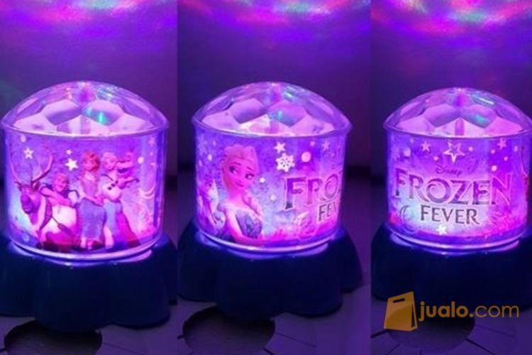 Lampu proyektor froze kebutuhan rumah tangga lampu dekorasi 2512235
