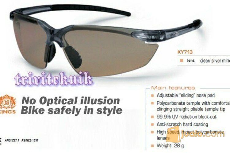 Kacamata safety king lain lain 2735932