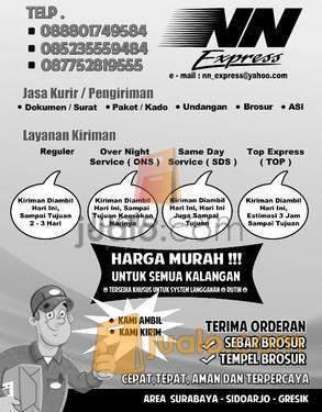 Jasa Kurir Surabaya Sidoarjo Murah Surabaya Jualo