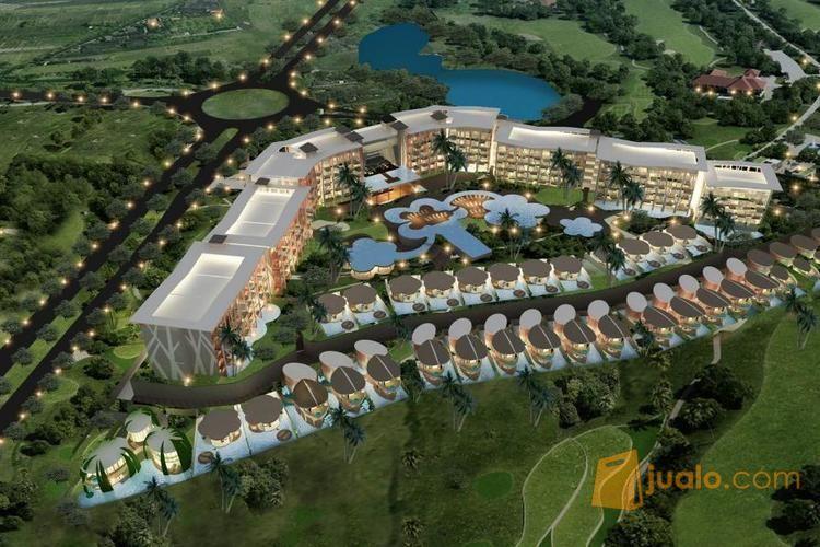 Apartemen, Hotel, Villa, Resort Desain Master Plan