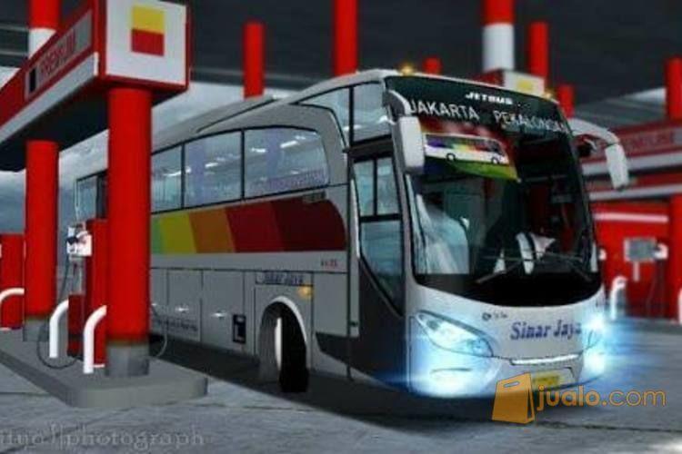 ETS2 BUS SIMULATOR MOD INDO SUPER LENGKAP   Bandung   Jualo