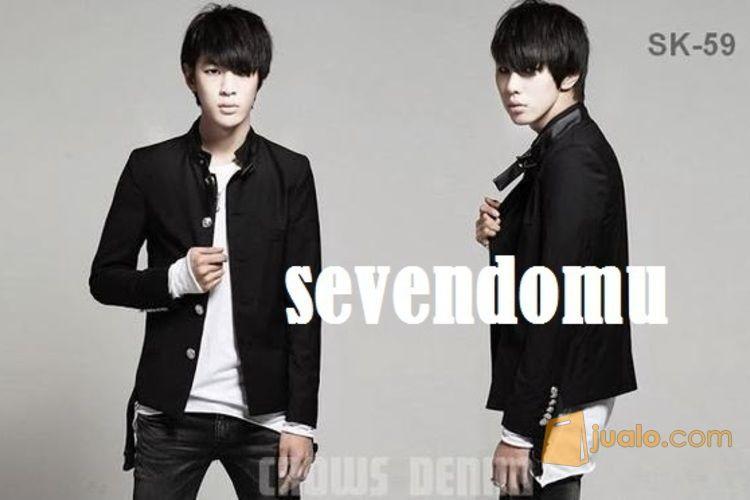 Jas pria korean style mode gaya pria 3977079
