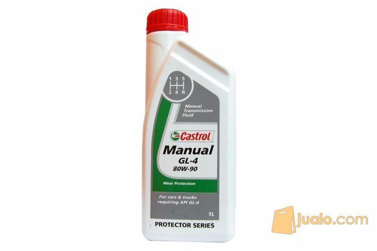 Castrol Manual Gear Oils
