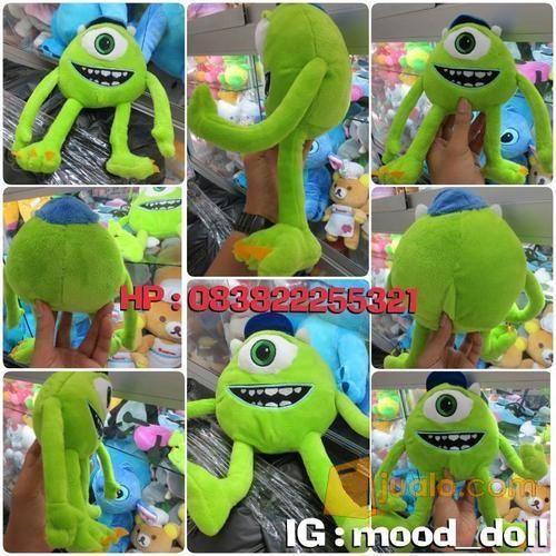 Boneka monster mata s perlengkapan anak dan bayi boneka 4104591
