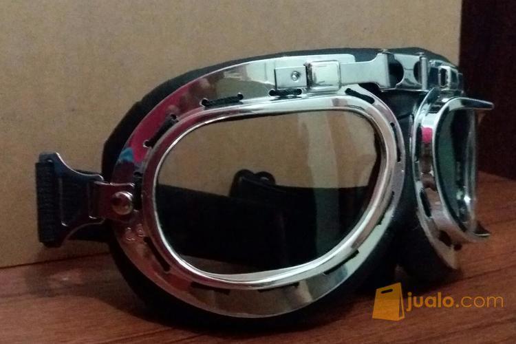 Kacamata motor google motor dan sekuter aksesoris motor 4248327