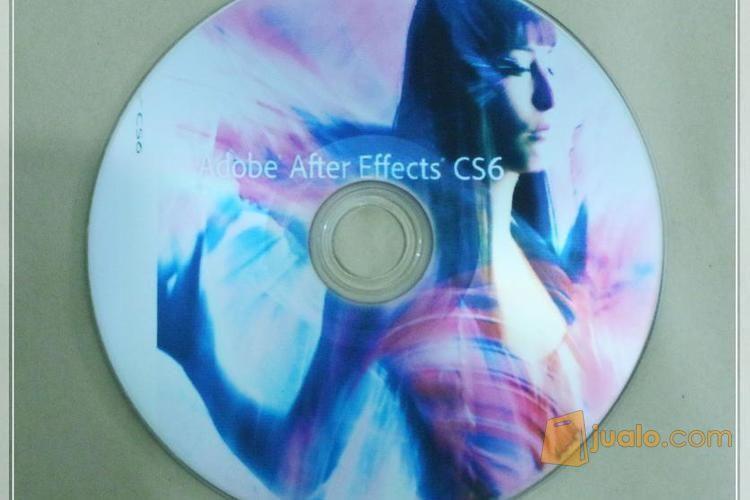 Dvd after effects cs6 komputer software 4458537