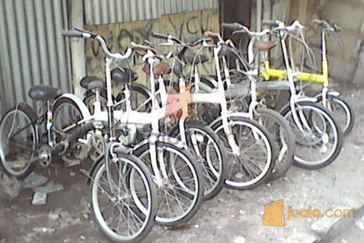 importir sepeda lipat/seli ex jepang japan Yogyakarta