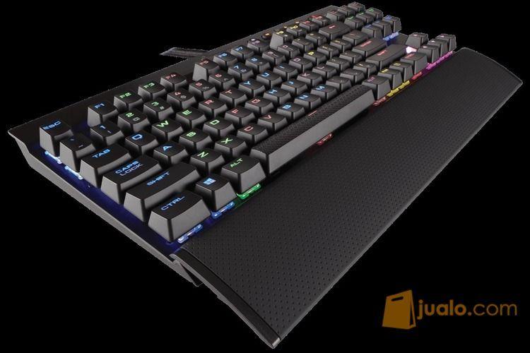 Corsair k65 rgb rapid komputer keyboard mouse 4566493