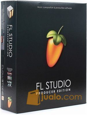 Fl studio producer ed komputer software 4584537