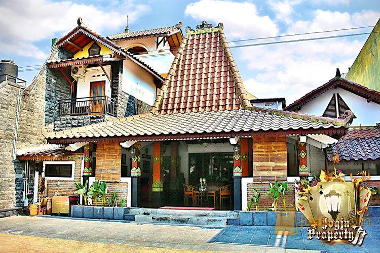 44 Gambar Rumah Joglo 2 Lantai HD