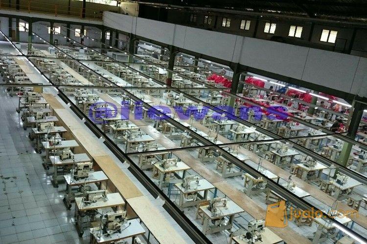 Bu ex pabrik garment properti pabrik 4760563