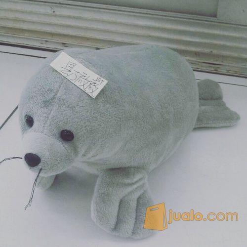 Boneka karakter hewan perlengkapan anak dan bayi boneka 6141497