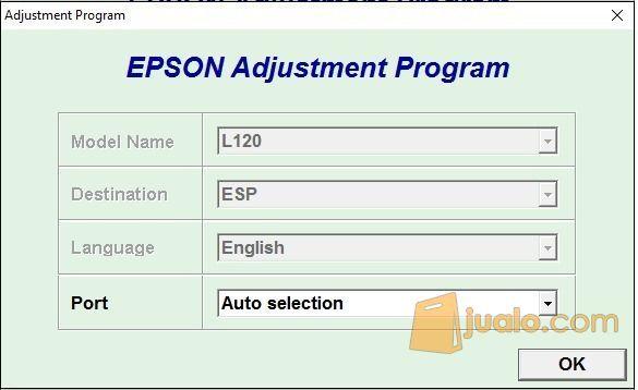 Resetter epson ajdus komputer software 6395201