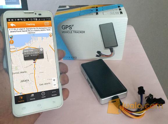 GPS Tracker GT06N untuk Mobil, Motor, Truck, Trailer dll