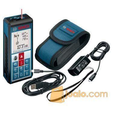 Meteran laser digital kebutuhan rumah tangga konstruksi dan taman 7035933