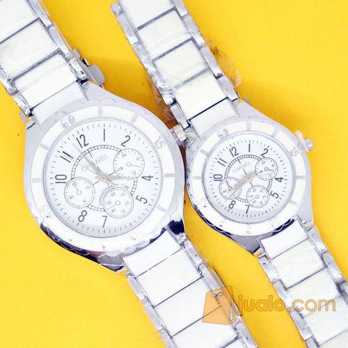 Jam tangan chanel cou mode gaya jam tangan 7090433