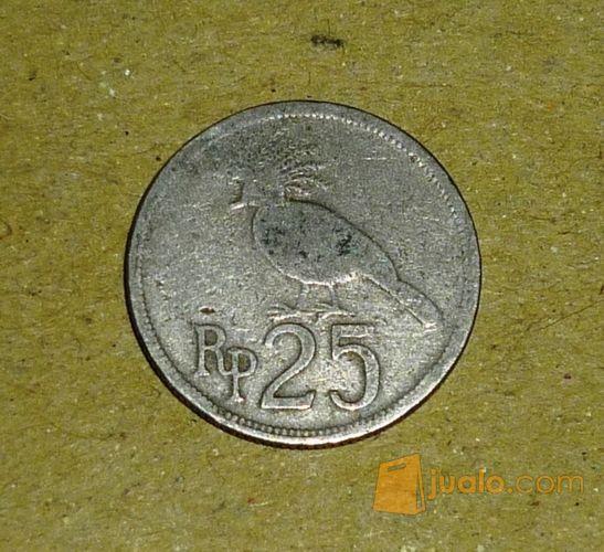 Koin rp 25 emisi 1 koleksi uang dan koin 7310795
