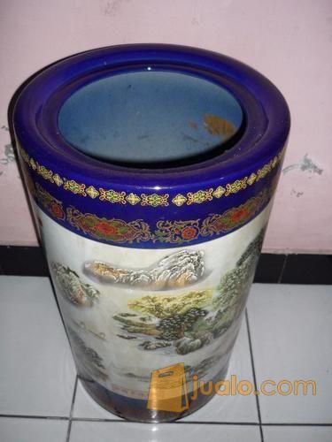 Guci keramik motif ci koleksi lainnya 7312273