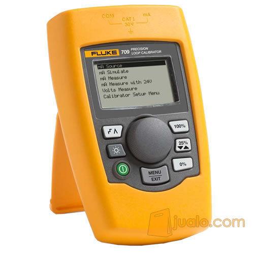 Fluke 709 precision l elektronik peralatan elektronik 7653301