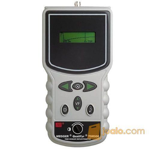 Megger tdr500 hand he elektronik peralatan elektronik 7722721
