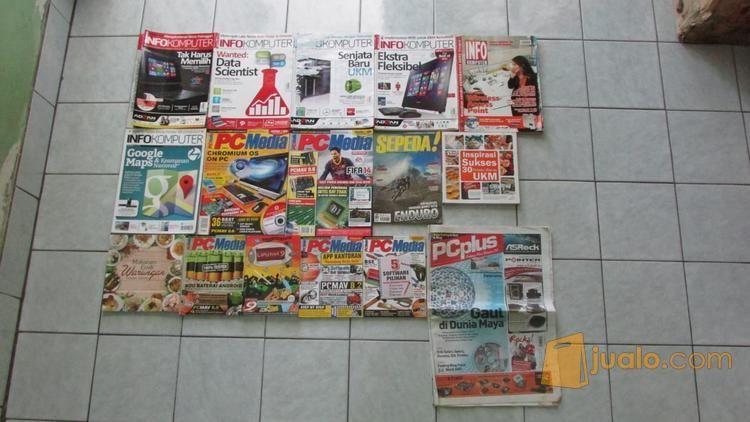 Majalah infokomputer buku 7746585