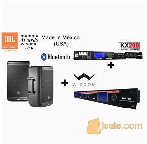 Paket karaoke jbl sim tv audio audio player rec 8109611