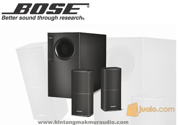 Bose acoustimass 5 se tv audio audio player rec 8110175