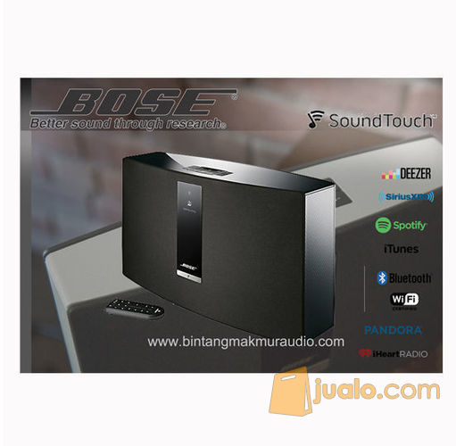 Speaker bose soundtou tv audio audio player rec 8111459