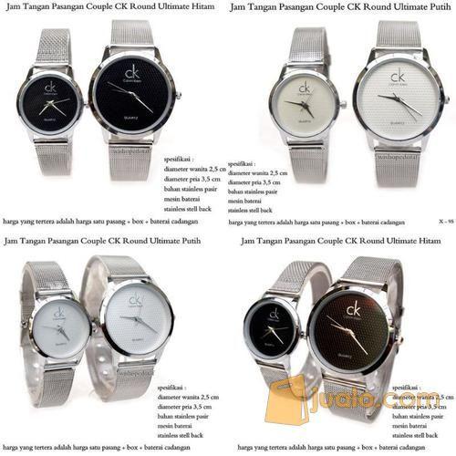 Jam tangan pasangan p mode gaya jam tangan 8368111