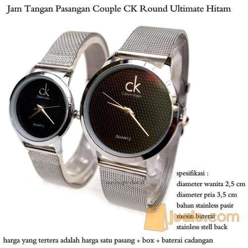 Jam tangan pasangan p mode gaya jam tangan 8368171