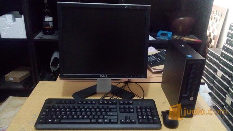 Cpu hp hasweel g801 i komputer komputer desktop 8651439