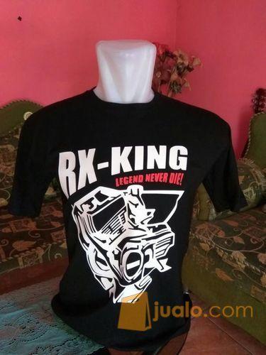 Kaos Motor Rx King 135 Cc
