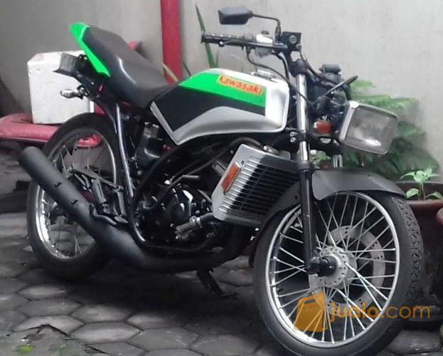 sepeda motor kawasaki ar 125 cc Magelang Jualo