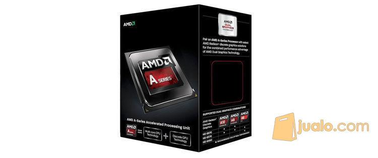 Amd richland a6 6400k komputer komponen 9185403