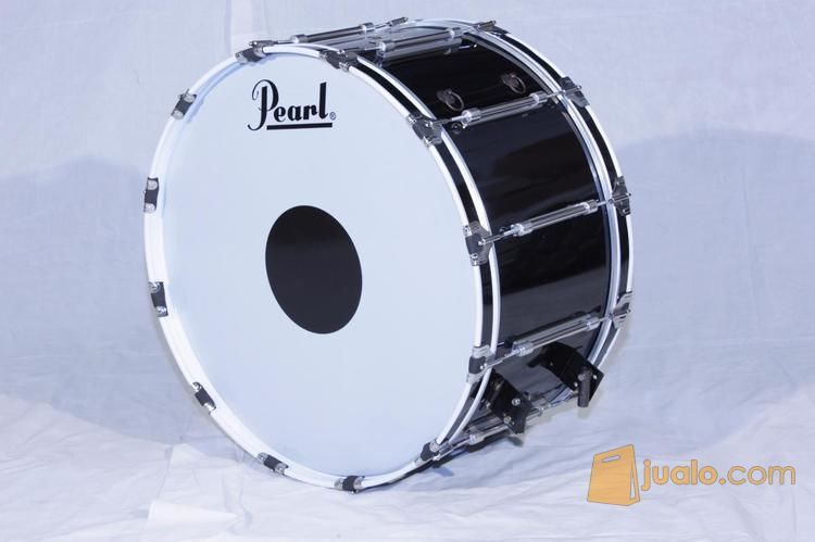 Bass drum size 20 inc alat musik drum perkusi 9190085