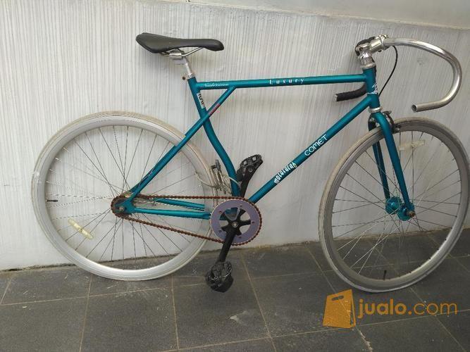 sepeda fixie murah bekas, baru dipakai 810x , bagus mulus