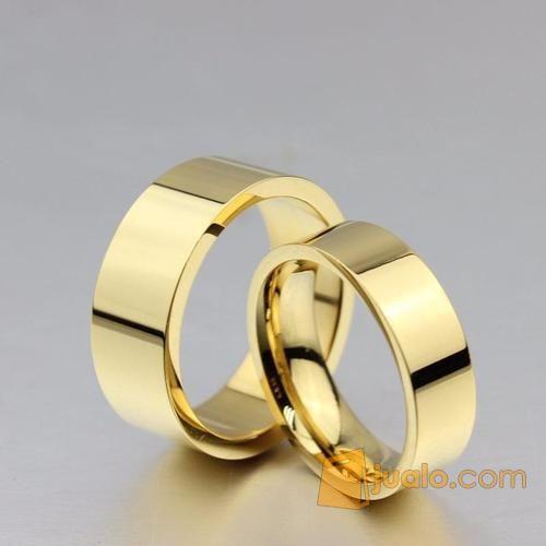 Cincin couple cinci mode gaya perhiasan 9298663