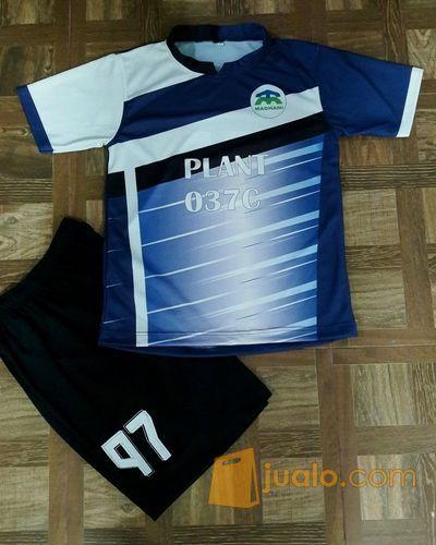 Kostum futsal jersey mode gaya pria 9402841