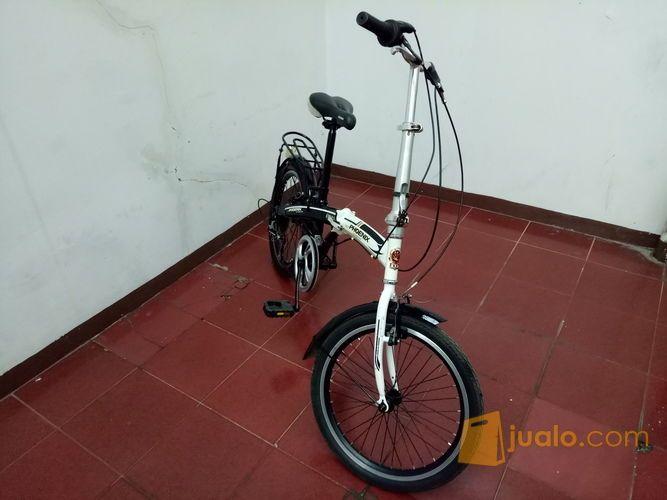 sepeda lipat new phoenix Bandung Jualo