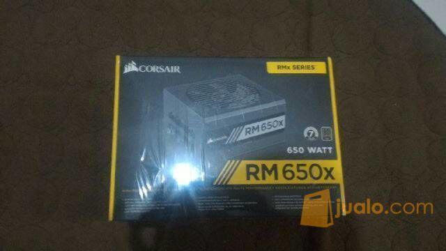 Corsair rm650x gold f komputer komponen 9953587