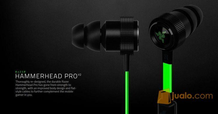 Razer hammerhead pro tv audio audio player rec 9958103
