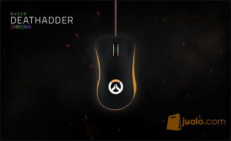 Razer deathadder chro komputer keyboard mouse 9959641