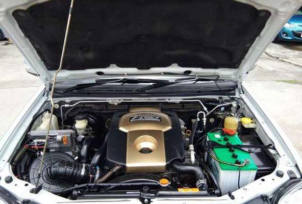 ขายรถ ISUZU MU-7 มือสอง ปี 2005 สีเงิน #IM3489 คุณภาพดี ราคาถูก